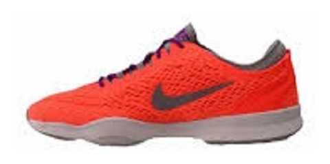 Zapatillas Mujer Nike Zoom Fit Us 8.5 704658 801