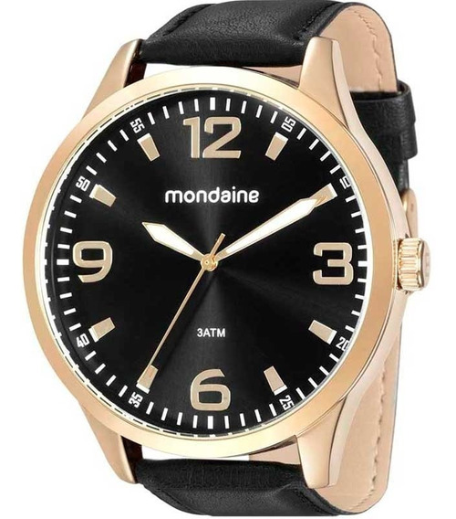 Relógio Mondaine Masculino Classico 76667gpmvdh2