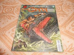 Hq A Espada Selvagem De Conan. Ed 173.
