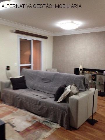 Apartamento Residencial Em Sao Paulo - Sp, Vila Lageado - Apv1846