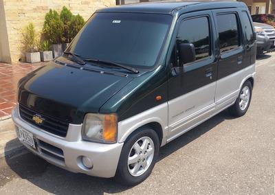 Wagon R 2003 Automática / Ideal Para Carga Liviana