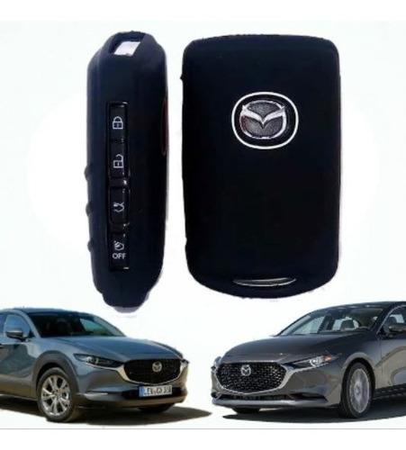 Forro Estuche Protector Llave Mazda 3/cx30-5 2020