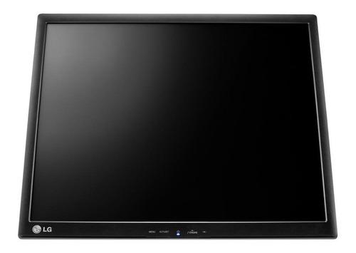 "Monitor LG 17MB15T led 17"" negro 100V/240V"