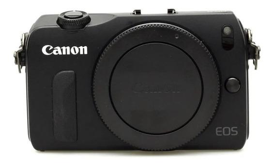 Câmera Canon Eos M