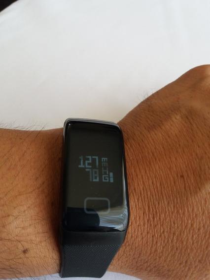 Reloj Inteligente Smart Bracelet Ritmo Cardiaco, Presion Etc