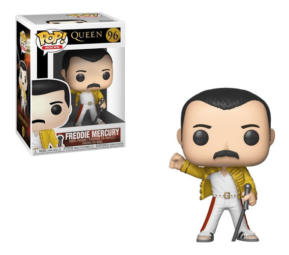 Funko Pop! Freddie Mercury Wembley 96