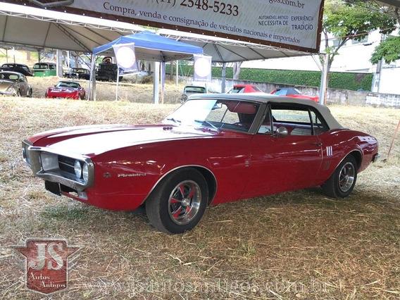 Pontiac 1967 Firebird Conversivel
