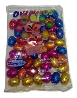 Ovinhos De Chocolate C/100un. - Marisbel