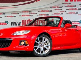 Mazda Mx-5 Grand Touring 2013 Servicios En Mazda
