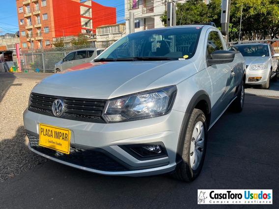 Volkswagen Saveiro Cb Sencilla 1600cc 2018