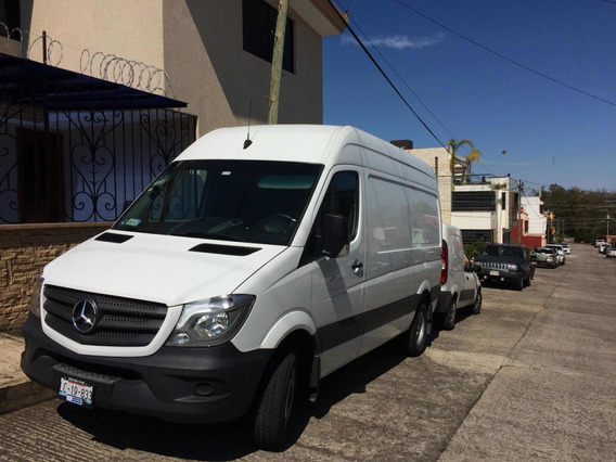 Mercedes-benz Sprinter Panel Mediana-415cdi. 8082km. 1 Dueño
