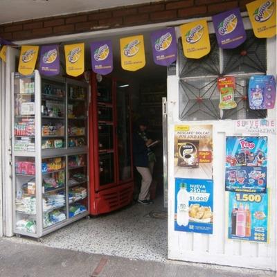 Venta/permuta Minimercado Acreditado 10 Años - Negociable