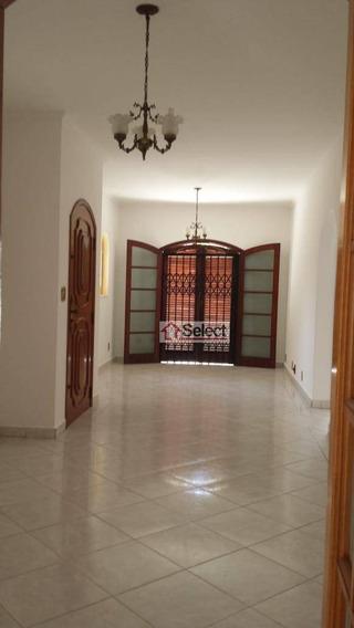 Casa Com 3 Dormitórios À Venda, 230 M² Por R$ 1.280.000 - Parque Da Mooca - São Paulo/sp - Ca0054