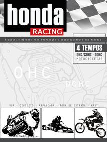 Livro Técnico - Honda Racing - Preparação Motocicletas