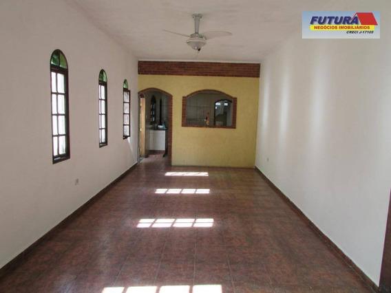 Sobrado Com 3 Dormitórios Para Alugar, 100 M² Por R$ 1.350,00/mês - Cidade Naútica - São Vicente/sp - So0291