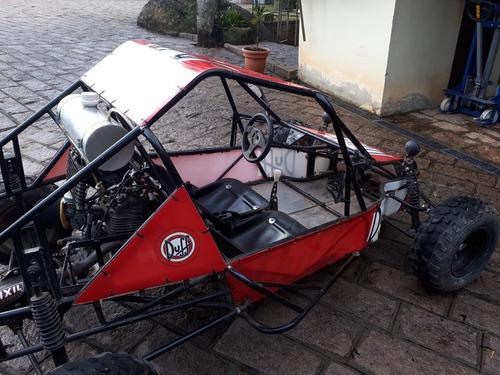 Imagem 1 de 8 de Kart Cross - Motor Honda Falcon Nx4