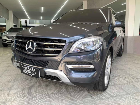 Mercedes-benz Classe Ml 3.0 Cdi Sport Bluetec 5p 2014