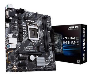 Motherboard Asus Prime H410m-e Intel 1200 10ma Matx Cuotas