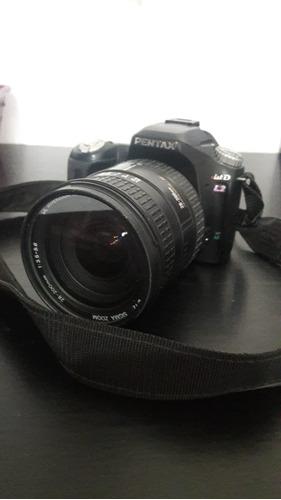 Câmera Fotografica Profissional Pentax * Ist Dl2