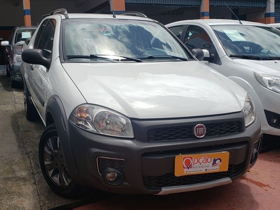 Strada 1.4 Mpi Working Cd 8v Flex 3p Manual 53600km