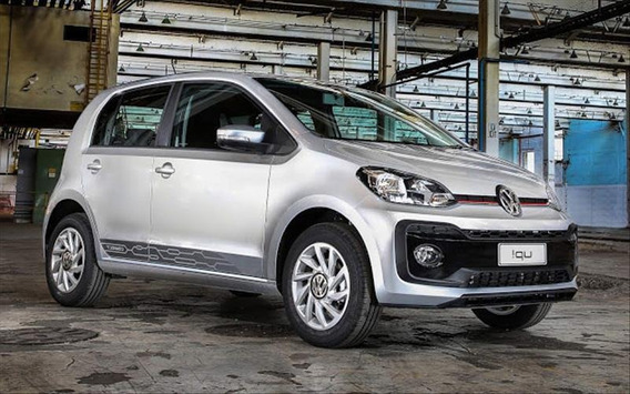 Volkswagen Up! 1.0 Connect 170 Tsi 5p