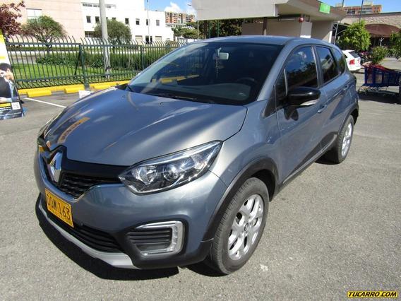 Renault Captur Zen Mt 2000cc Aa 4x2