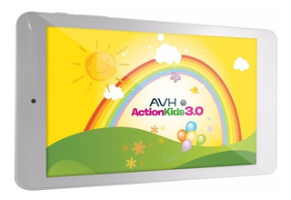 Tablet 7´´ Avh Action Kids 3.0 Android 8gb Control Parental