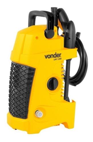 Lavadora de alta pressão Vonder Leve LAV 1200 de 1200W com 1300psi de pressão máxima 220V