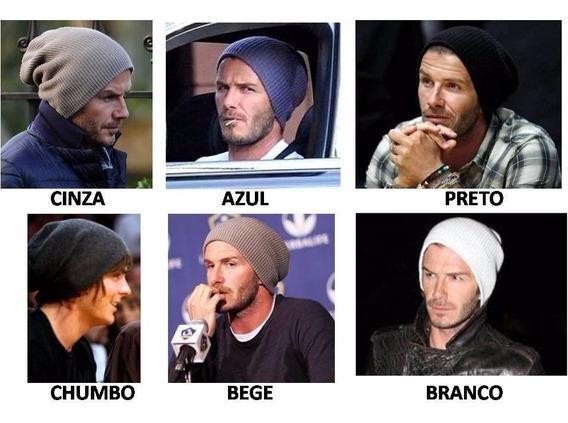 Touca Gorro Beanie , Zac Efron, Beckham, Justin Timberlake