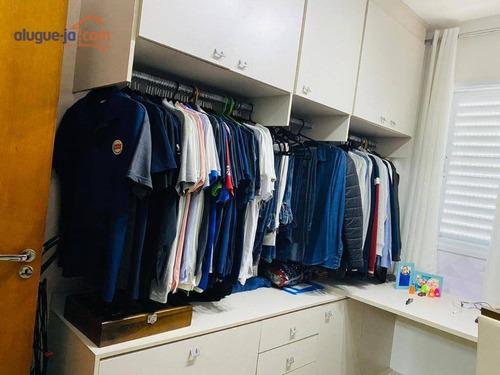 Apartamento Com 3 Dormitórios À Venda, 74 M² Por R$ 500.000,00 - Chácara Belenzinho - São Paulo/sp - Ap11172