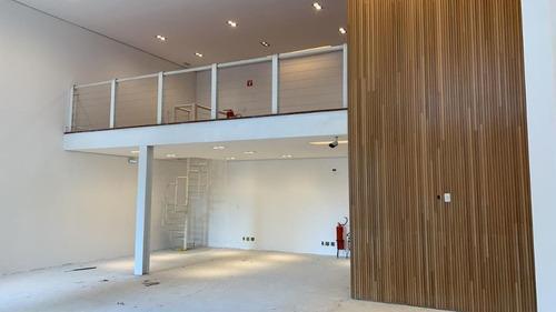 Imagem 1 de 23 de Salão Para Alugar, 155 M² Por R$ 15.000/mês - Centro - Santo André/sp - Sl0446