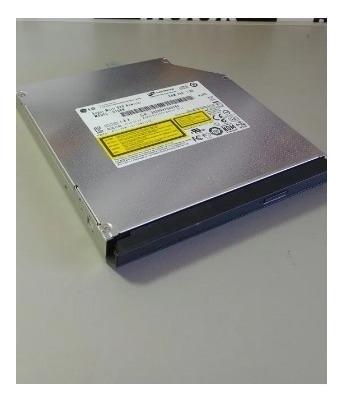 Imagem 1 de 1 de Gravador De Dvd De Notebook Positivo Sim+ 8520 Cod.903