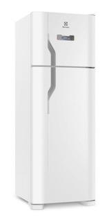 Geladeira frost free Electrolux TF39 branca com freezer 310L 220V