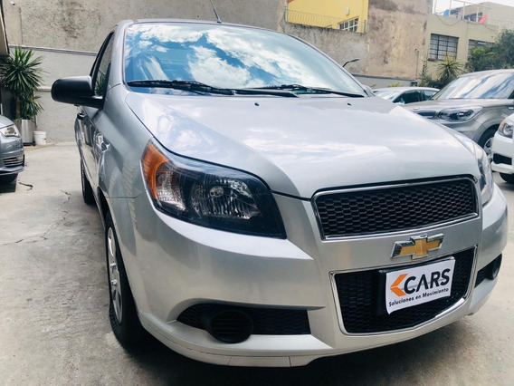 Chevrolet Aveo Ls 2014 At
