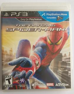 Ps3 Video Juego The Amazing Spider_man En Español