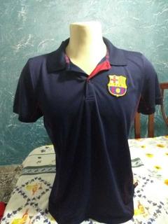 Camisa Polo Do Barcelona
