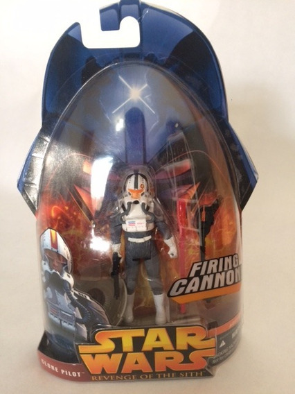 Figura Clone Pilot Star Wars Revenge Of The Sith