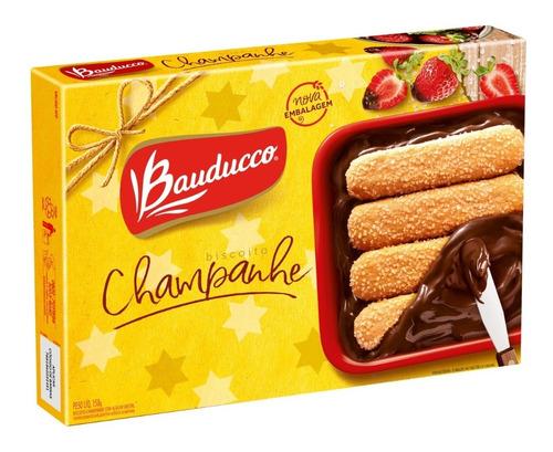 Biscoito Champanhe Bauducco Com Açúcar Cristal 150g