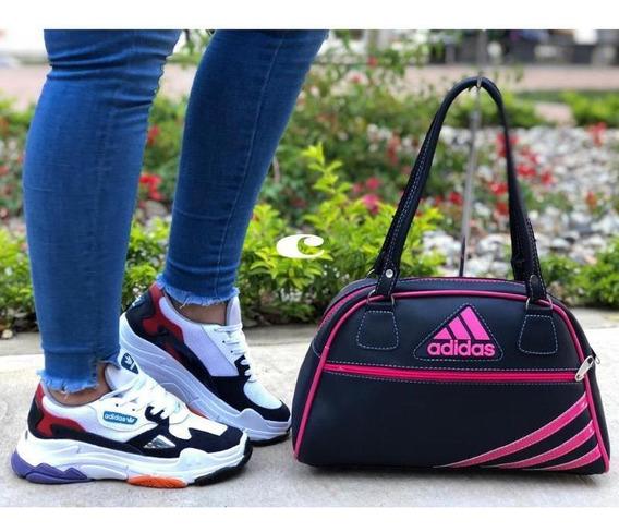 Zapatos Deportivos Colombianos Para Dama ( Combo 2 Pzas)