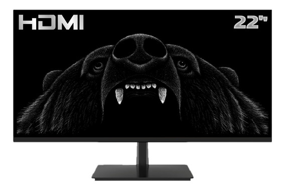 Monitor Pc Gamer Led Ic3 22 Hdmi Full Hd Panel Ips Parlantes