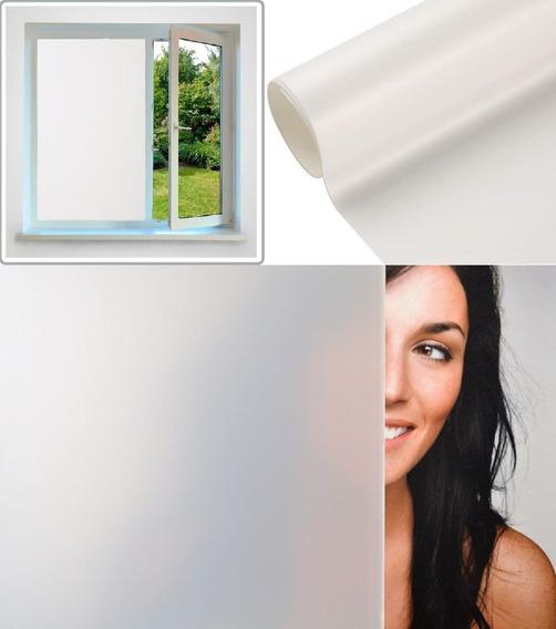 Pelicula Privacidad Blanco Mate Esmerilado Para Ventana X M2