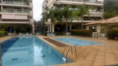 Apartamento Em Itaipu, Niterói/rj De 110m² 3 Quartos À Venda Por R$ 730.000,00 - Ap215517