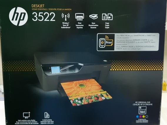 Impressora Hp 3522 Nova