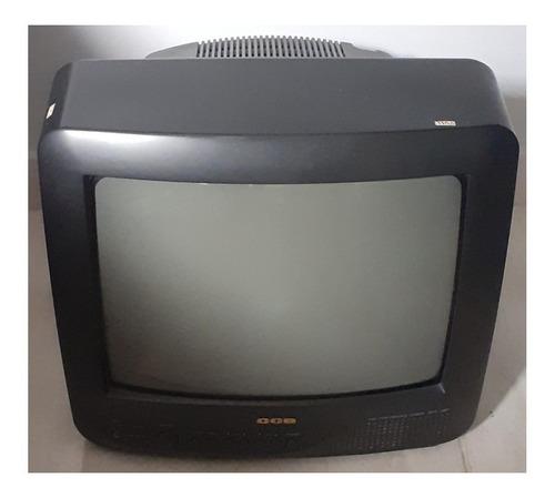 Tv De Tubo Cce 14  Hps-1491 Precisa De Conserto