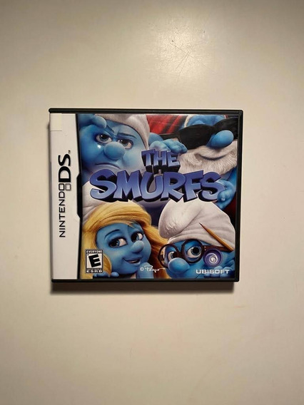 The Smurfs Ds