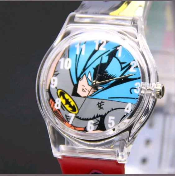 Relógio Batman Infantil