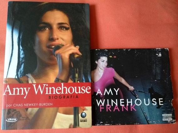 Amy Winehouse: Cd Frank + Biografia!