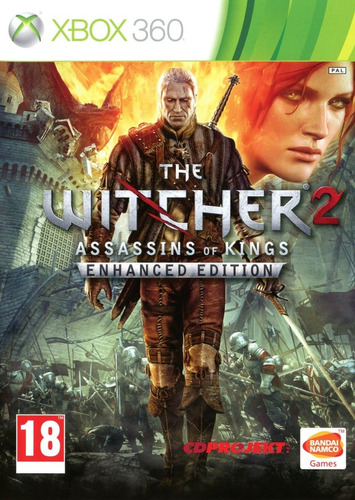 The Witcher 2: Assassins Of Kings Juego Xbox 360 Digital
