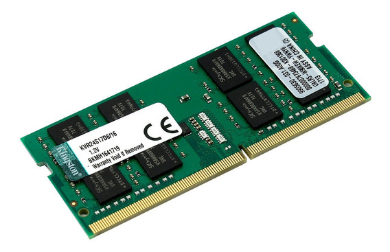 Memoria Sodimm 16gb Kingston Ddr4 2400mhz Notebook Mexx 2