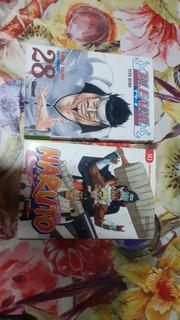 Mangas, Naruto Y Bleach